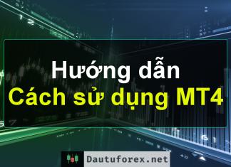 mt4 là gì ? hướng dẫn cách dùng, sử dụng phần mềm mt4 trên máy tính