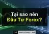 có nên chơi forex, đầu tư ngoại hối forex. so sánh đầu tư ngoại hối (forex) và chứng khoán