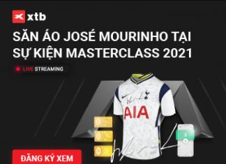 sự kiện xtb masterclass 2021